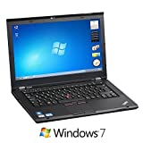 Lenovo ThinkPad T430s business Notebook (Intel Core i5 Dual-Core 2.6GHz, 8GB RAM, 320GB HDD, DVD-Brenner, 35,6 cm (14 Zoll) 1366x768 Display) (Zertifiziert und Generalüberholt)
