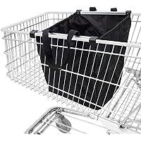 Aquiles®, Easy Shopper de Aluminio, ad101a, Plegable, para la Compra 33x 39x 54cm