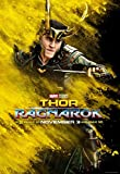 THOR RAGNAROK – Loki – U.S Movie Wall Poster Print – 30CM X 43CM Brand New