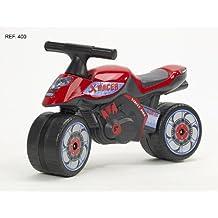 Falk 400 - Moto giocattolo Xrider, colore: Rosso