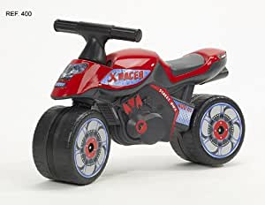 Falk Xrider 400 Children's Pedal Motorcycle (Red)