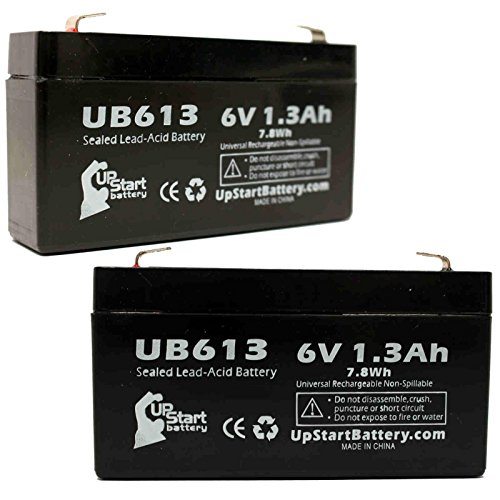 2x-pack-replacement-physio-control-medtronic-vsm3-cardiac-monitor-battery-replacement-ub613-universa
