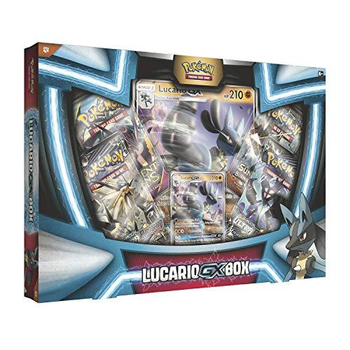 Pokémon 290-80369Lucario GX Box