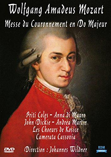 Wolfgang amadeus mozart : messe du couronnement en do majeur [FR Import]