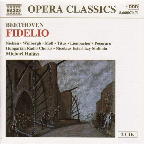 Fidelio, Op. 72: Act I: Dialogue: Hore Fidelio! (Rocco, Marzelline)