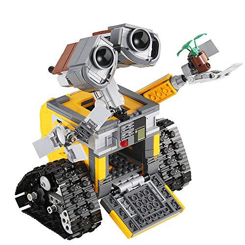 Modèle de Blocs de Construction Bricolage Robot créatif modèle de...
