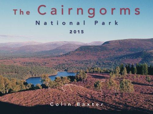 The Cairngorms National Park 2015 Calendar