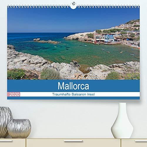 Mallorca - Traumhafte Balearen Insel(Premium, hochwertiger DIN A2 Wandkalender 2020, Kunstdruck in Hochglanz): Lassen Sie sich verzaubern von ... (Monatskalender, 14 Seiten ) (CALVENDO Orte)