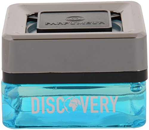 Discovery - Exotic Car Air Freshener - Fragrance: ANTARCTICA - ICE FRESHNESS - Gel Based Car Perfume – Blue - 40ml -  available at amazon for Rs.649