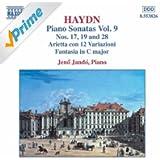 Haydn: Piano Sonatas Nos. 17, 19 And 28 / Arietta Con 12 Variazioni