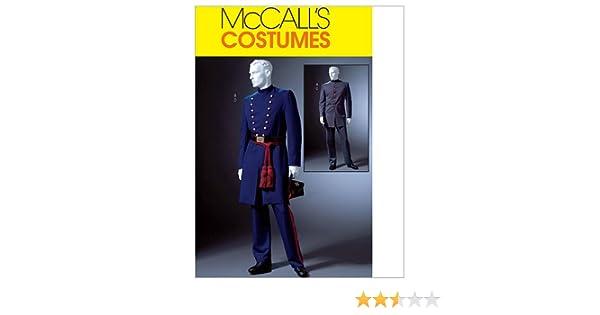 Unbekannt McCalls MC 4745 XN(XL-XXXL) Schnittmuster zum Nähen ...