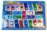 #5: Generic 25 Pcs Cars Set Of Kids Small Sports Cars