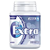 Extra Ice Peppermint Gum Bottle, 46 each