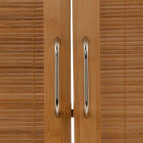 Limal Bambus Waschtischunterschrank - 4