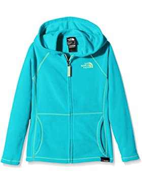 The North Face Mädchen Polarjacke G Glacier Full Zip Hoodie