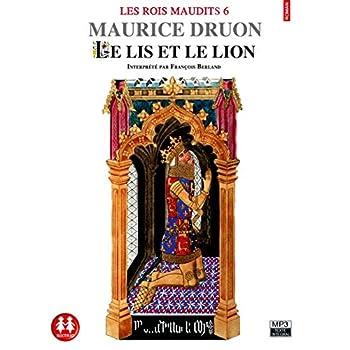 Les Rois maudits tome 6 - Le Lis et le lion (6)