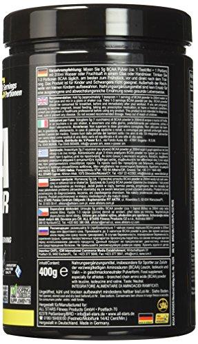 All Stars BCAA Powder, 1er Pack (1 x 400 g) - 4