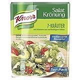 Knorr Salatkrönung 7 Kräuter Dressing 5er-Pack, 8 g