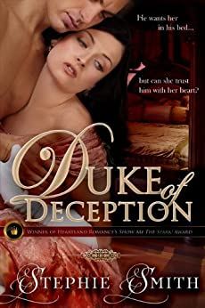 Duke of Deception (Wentworth Trilogy Book 1) (English Edition) di [Smith, Stephie]