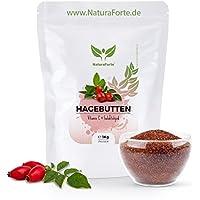 NaturaForte 1kg Hagebuttenpulver naturrein glutenfrei - speziell auch für die Gelenke - 1000-fach bewährt