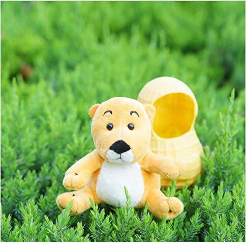 Atmny Plüschtier Niedlichen Cartoon Erdnuss Maus Eichhörnchen Chipmunk Kleine Dekorative Kreative Puppe Kuscheltier Geburtstag