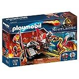 Playmobil Novelmore 70226 Burnham Raiders Met Gouden Draak
