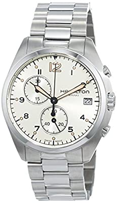Hamilton Men's Watch Quartz Chronograph XL H76512155