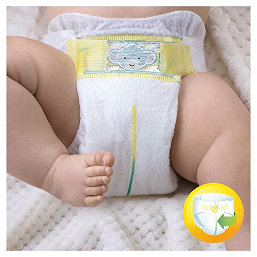 Pampers Windeln New Baby Gr. 2 Mini 3-6 kg Monatsbox, 1er Pack (1 x 240 Stück) - 5