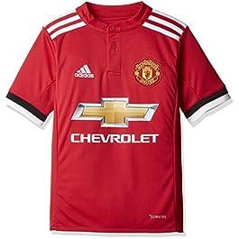 adidas Manchester United 2017-2018 H JSY Y, Maglietta Bambino
