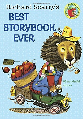 Richard Scarry's Best Storybook Ever (Giant Little Golden Book) by Richard Scarry (2012-11-01)