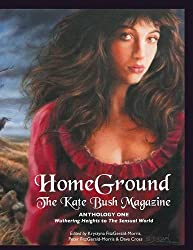 Homeground: The Kate Bush Magazine: Anthology One: 'Wuthering Heights' to 'The Sensual World'