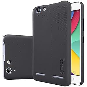 Nillkin Super Frosted Back Cover Case for Lenovo Vibe K5 Plus / K5+ , Free Nillkin Screen guard (Black)