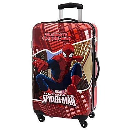 Marvel Maleta, 67.54 Litros, Color Rojo