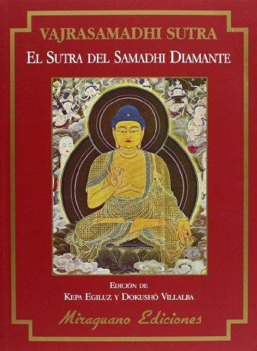 El sutra del Samadhi-Diamante : Vajrasamadhi Sutra