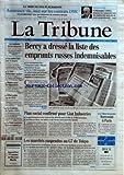 Telecharger Livres TRIBUNE LA No 24465 du 19 06 1998 BERCY A DRESSE LA LISTE DES EMPRUNTS RUSSES INDEMNISABLES LA TRIBUNE DES PLACEMENTS ASSURANCE VIE TOUT SUR LES CONTRATS DSK ANNIVERSAIRE LES COULISSES DU FOOT BUSINESS LES CADRES FACE AUX 35 HEURES LE SMIC BRITANNIQUE EST FIXE VICTOIRE POUR LES CIGARETTIERS DEBAT PUBLIC SUR LES OGM LA REVOLUTION DE L ARRET TEO LA POSTE CONFORMEE DANS SES AMBITIONS CHEMUNEX AUJOURD HUI 1ERE COTATION AU NOUVEAU MARCHE LE RECENSEMENT DES EMPRU (PDF,EPUB,MOBI) gratuits en Francaise