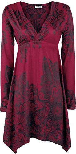 innocent-smock-longsleeve-dress-vestido-rojo-s