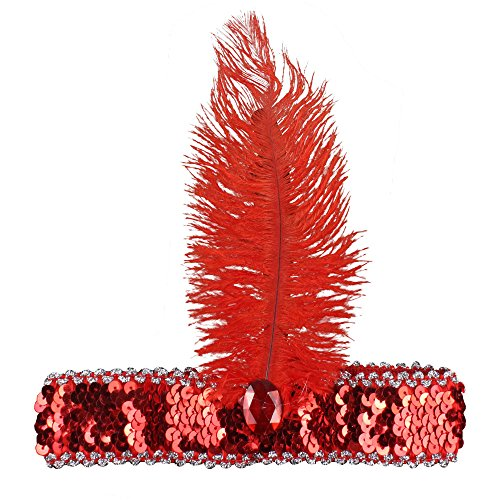 niceeshoptm-stylish-bright-festival-decoration-sequin-feather-flapper-headbands-headwear-red