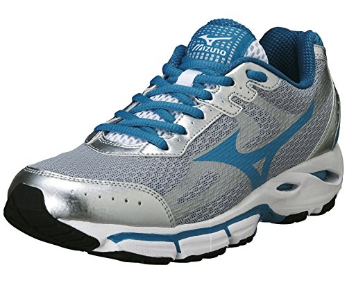 Mizuno Wave Resolute 2 Women's Chaussure De Course à Pied blue