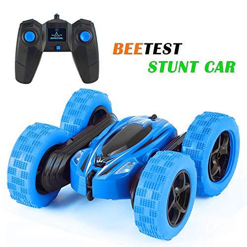 Beetest Voiture Telecommandé Enfant, 4WD Voiture Telecommandée Enfant Stunt Car...