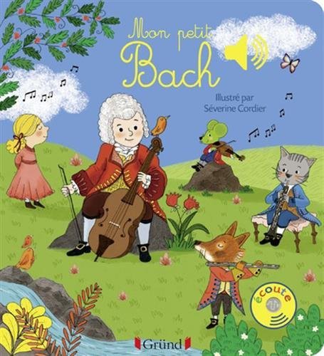 Mon petit Bach par Emilie COLLET