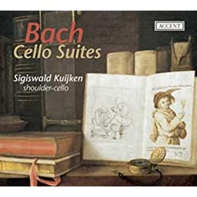 Cello Suite No. 3 in C major, BWV 1009: Allemande