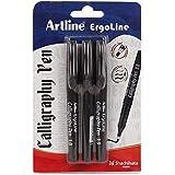 Artline Ergoline Calligraphy Pen Blue