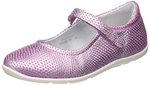 Mod8 Osaka 2, Ballerines fille Pink (Fuchsia Imprime)