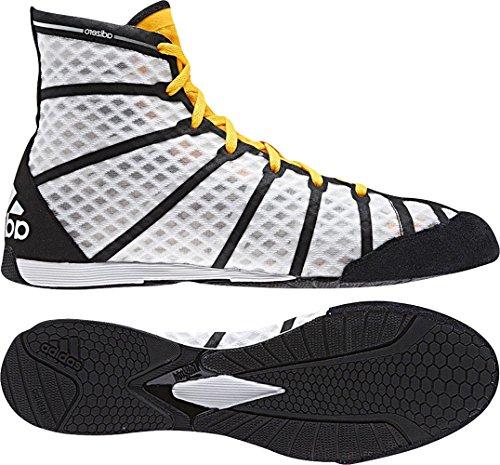Scarpette Adidas Adizero - Ss17 Bianco / Nero / Arancione