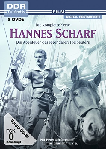 Hannes Scharf (DDR TV-Archiv) [2 DVDs]
