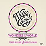 Willie'S Cacao Three Wonders of the World 50 g (Pack of 6)