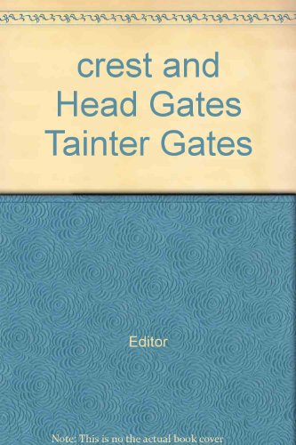 crest and Head Gates Tainter Gates