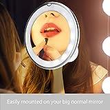 Beautural-espejo-de-maquillaje-con-luz-LED-y-aumento-de-10x-con-rtulo-giratorio-totalmente-ajustable-y-ventosa-8-pulgadas-de-dimetro-a-pilas