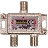 Splitter satellitare a 2 vie FC-2SPLT-ST-KN
