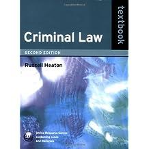 Criminal Law Textbook